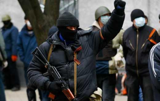 Пророссийские террористы массово дезертируют оставляя свои позиции