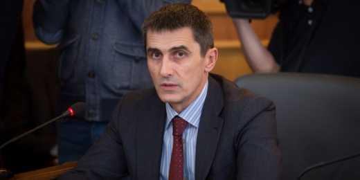 Виталию Яреме готовят должность руководителя ГФС ( налоговой)