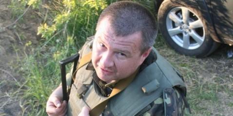 По штабу АТО был нанесен ракетный удар, – Константин Машовец