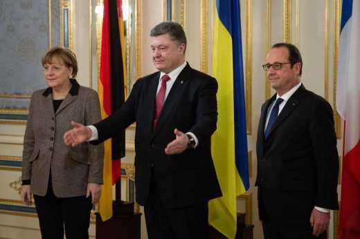 40-70 километров демилитаризованной зоны, – Олланд рассказал, что они с Меркель предлагали Путину