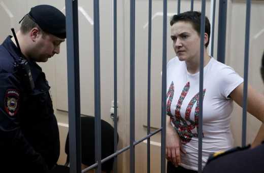 Кремль принял решение вернуть Надежду Савченко в Украину, – Вера Савченко