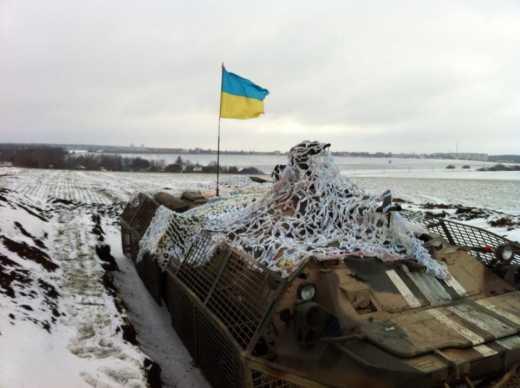ВСУ в лице 72-й бригады провели успешный рейд, в результате уничтожен блок-пост и склад с боекомплектом террористов