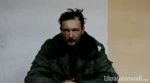 Пленный террористы подтвердил, что на Донбассе россияне используют заградительные отряды