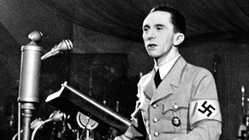 Адепты «русского мира» обещают отомстить хунте за убийство ветерана второй мировой Йозефа Геббельса