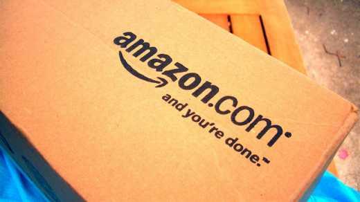 Самый популярный интернет-магазин книг Amazon прекращает свою работу в Крыму