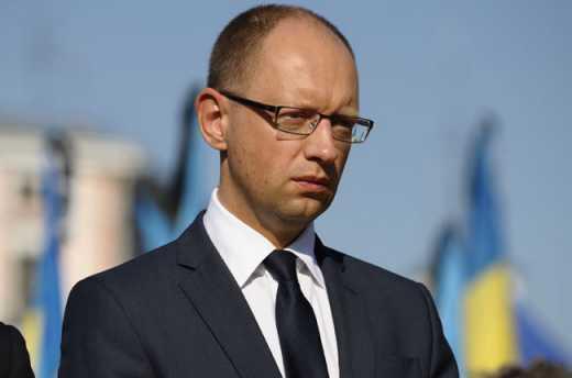 Мира можно достичь только тогда, когда Украина сможет себя защищать, – Арсений Яценюк