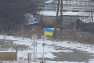Украинские силовики в результате успешных действий освободили ряд н.п Луганской области выйдя на границу с РФ