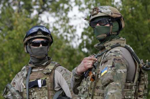 Действенная модель сдерживания пророссийских террористов: Широкая сеть подразделений специального назначения и тактические ракеты