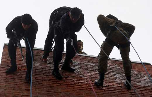 Кадыров решил начать готовить лучший спецназ в мире, для этого он строит учебное заведение, которому нет аналогов в РФ