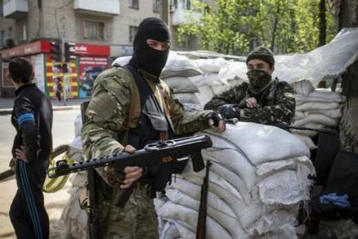 Нелепое самоубийство: В Донецке трое террористов перерезали себе горло