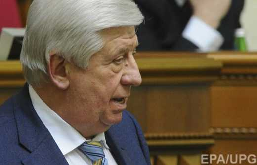 Генпрокурор Виктор Шокин пообещал как можно быстрее передать дело Геннадия Кернеса в суд