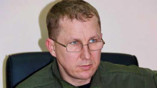 Сотрудники милиции Дебальцево оставили горотдел по приказу главного милиционера области