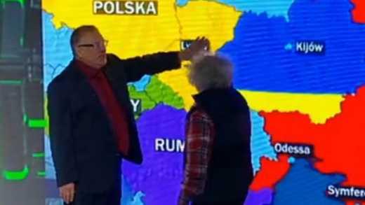 За пределами здравого смысла: В эфире одного из ток-шоу  Жириновский с Венедиктовым делили Украину