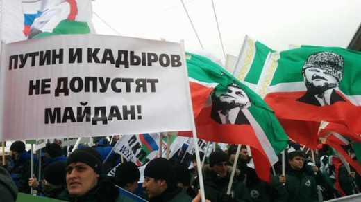 Москвобаду быть: Следующим президентом РФ после Путина станет Кадыров