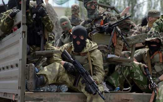 Пророссийские террористы заявили, что чувствуют конец Украины, им посоветовали привыкать