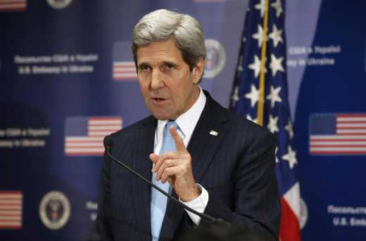 Госсекретарь США Джон Керри – Слава Украине