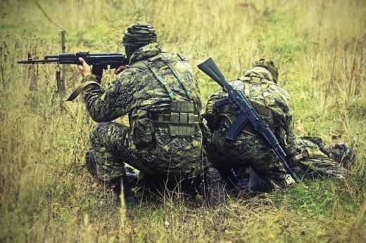 Российский спецназ попал в окружение ВСУ под Дебальцево