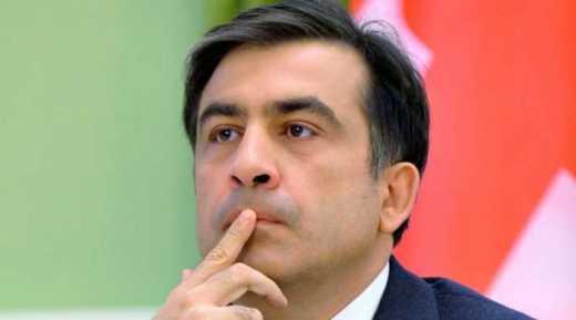 Саакашвили займется вопросом поставок вооружения в Украину