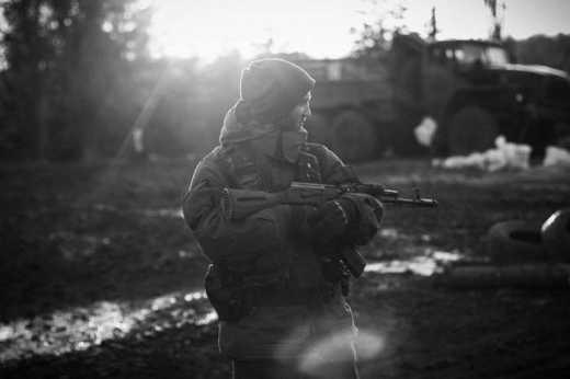 Несмотря на договоренности в Минске террористические войска РФ продолжают штурм Дебальцево