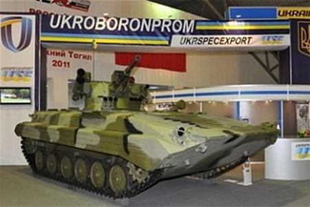 Бронеавтомобили «Дозор», беспилотники и системы контрбатарейной борьбы, — планы Укроборонпрома на ближайший год