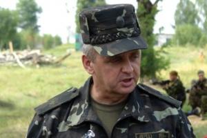 Начальник Генштаба Муженко до последнего блокировал решения по выводу войск из Дебальцево
