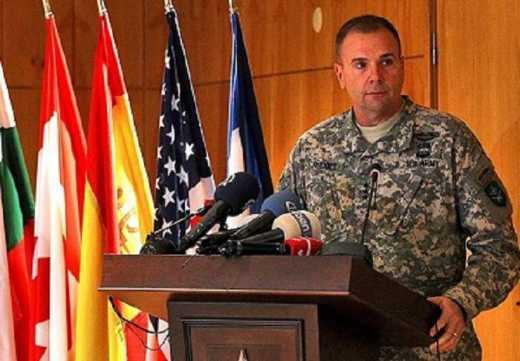 Регулярные войска РФ вторглись в Украину, – командующий войсками США в Европе