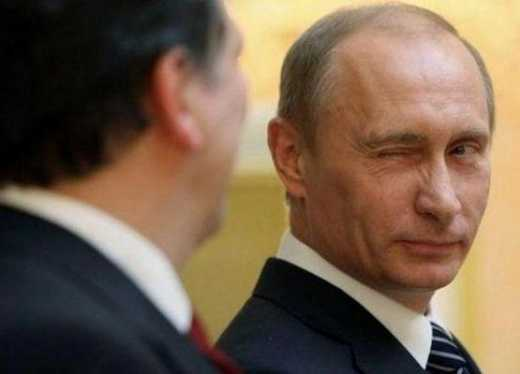 В 2006 году в украинский парламент пыталась попасть «Партия политики Путина»