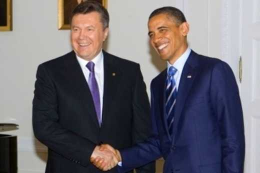 Сложности перевода: Янукович спросил президента США: «Ты кто?»