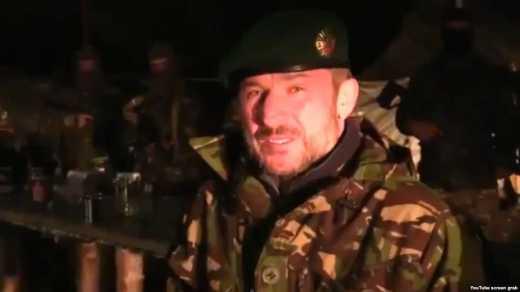 Погиб командир батальона имени Джохара Дудаева, – Семен Семенченко