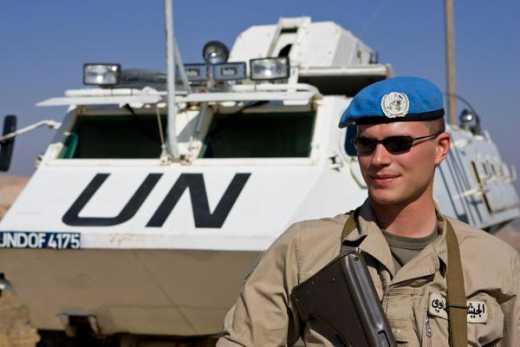 ЕС принял предложение Украины относительно миротворческого контингента, решение будет принято после анализа и обсуждения