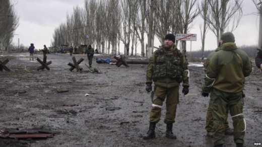 Как луганские боевики, за год пройдя тысячелетнюю эволюцию, помощи у «Айдара» просили