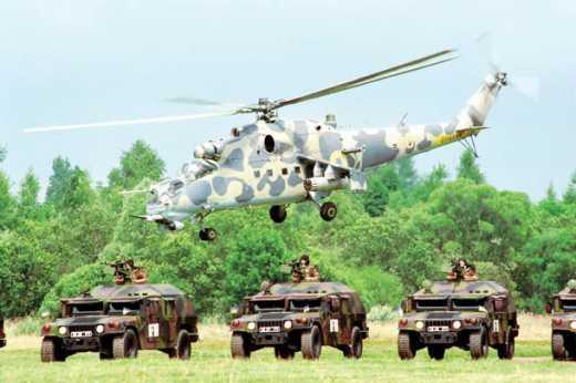 Верховная Рада ратифицировала соглашение о создании совместной военной бригады с Польшей и Литвой