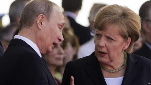 Уплата дани террористам: Путин предлагал Меркель купить мир на Донбассе