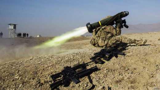 Чем больше Запад предоставит Украине современного оружия, тем скорее закончится война на Донбассе