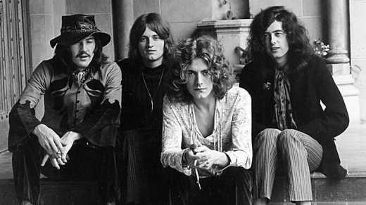 Солист Led Zeppelin Роберт Плант отказался от концертов в России