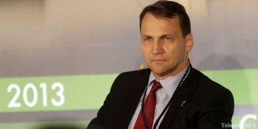 Запад предоставит Украине оружие в обмен на Мариуполь, — Радислав Сикорский