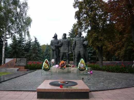 """В """"ДНР"""" считают, что террористы имеют право быть похороненными вместе с героями второй мировой"""