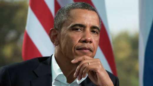 Обама призывает мир встретить российскую агрессию решительно и твердо