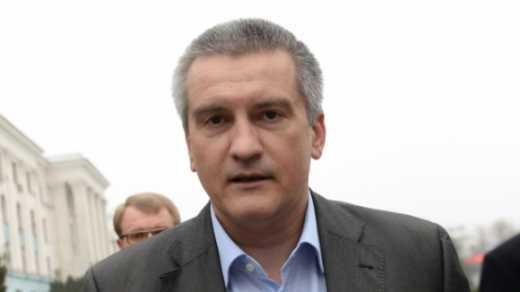 Сергей Аксенов требует введения миротворческих войск РФ на Донбасс