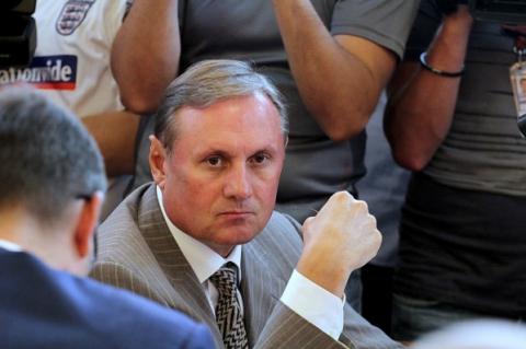 Александр Ефремов заявляет, что из него хотят сделать козла отпущения, хотя на самом деле он патриот Украины