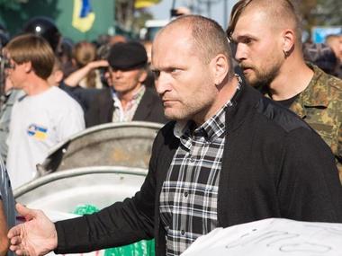 Задержания Ефремова – скорее всего лишь пиар на кануне годовщины Майдана – Береза