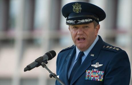 В случае дальнейшей эскалации конфликта на Донбассе ВВС США могут нанести ряд авиаударов по террористическим войскам РФ