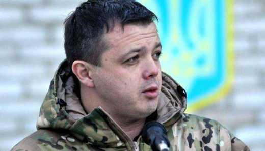 """В состав """"объединенного штаба"""" Семена Семенченко входит мародер"""