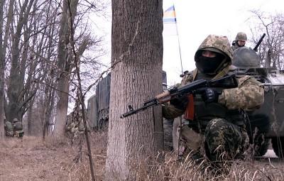 Десантник 95-й из Дебальцево: Работаем, отстреливаем сепаров которые прорвались, ничего критического, перестаньте сеять панику