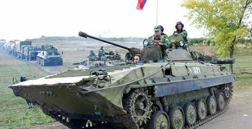 Регулярные войска РФ оставляют Донбасс, – социальные сети
