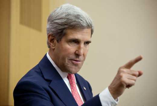 Госсекретарь США Джон Керри считает РФ прямым виновником атаки на Дебальцево