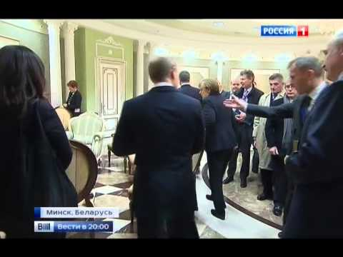 Лукашенко надругался над Путином в Минске