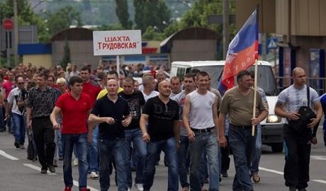 Боевики выплатили зарплату шахтерам «Макеевуголь» — за два месяца получилось меньше одного доллара