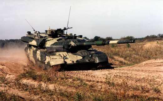Укроборонпром передает на вооружение ВСУ 40 танков Оплот