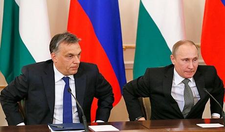 ЕС может заблокировать контракт 12-ти миллиардный контракт Венгрии и России